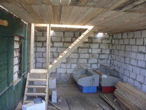 Строительство гаража с погребом своими руками 988